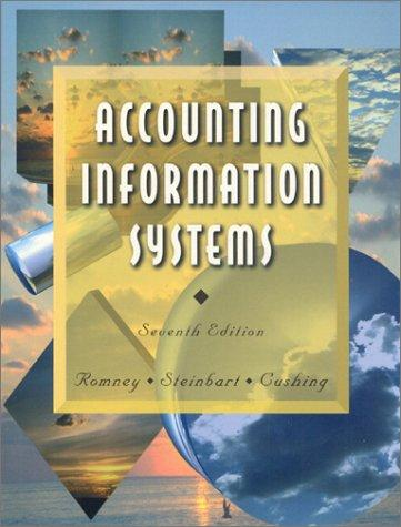 Download Accounting information systems.