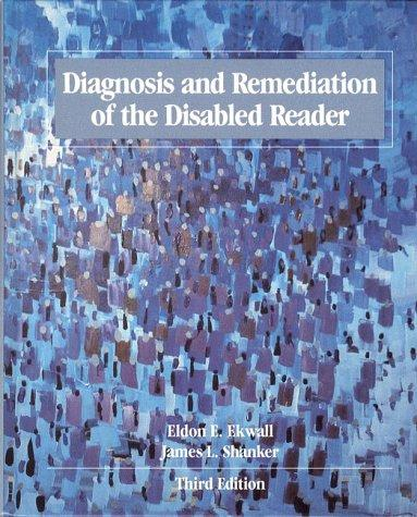 Download Diagnosis and remediation of the disabled reader