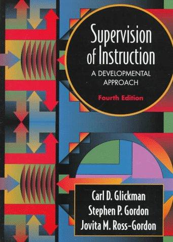 Download Supervision of instruction