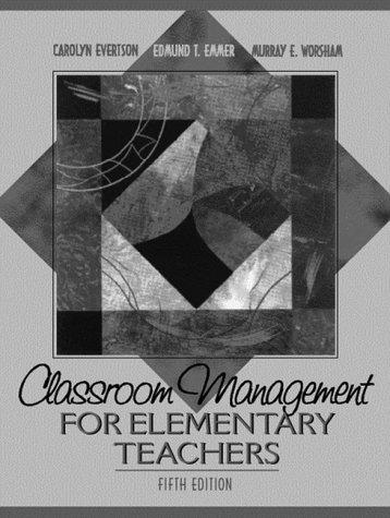Download Classroom management for elementary teachers