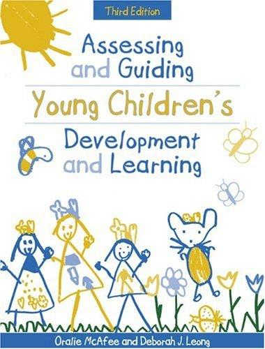 Download Assessing and guiding young children's development and learning
