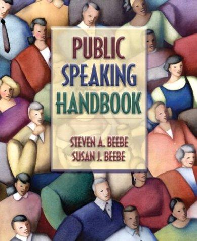 Download The public speaking handbook