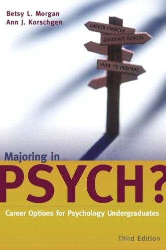 Download Majoring in psych?