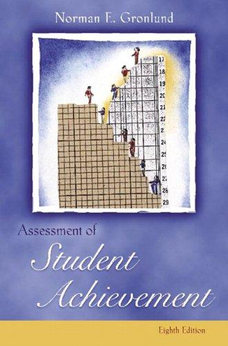 Download Assessment of student achievement