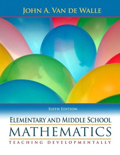 Download Elementary and middle school mathematics