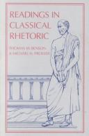 Readings in classical rhetoric.