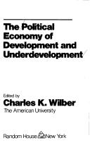 Download The political economy of development and underdevelopment. —