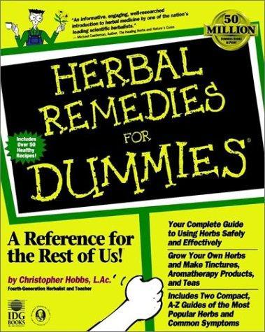 Download Herbal Remedies for Dummies