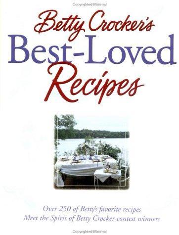 Download Betty Crocker's best loved recipes.