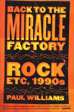 Download Back to the Miracle Factory
