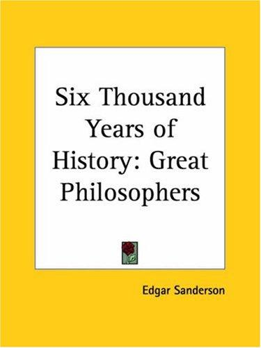 Download Six Thousand Years of History