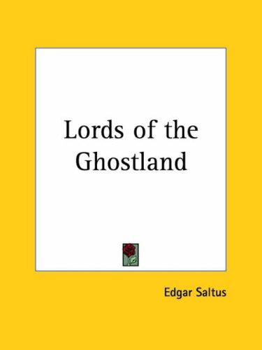 Lords of the Ghostland