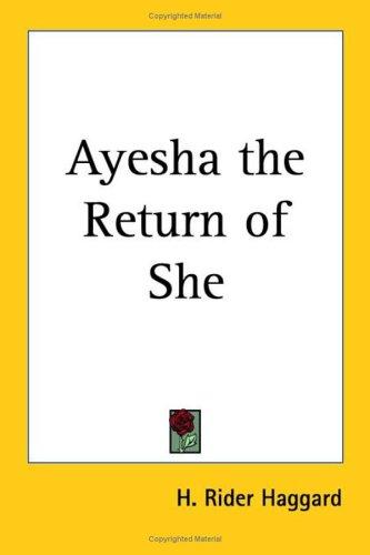 Download Ayesha the Return of She