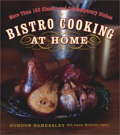 Image for Bistro Cooking at Home