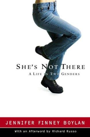 She's not there
