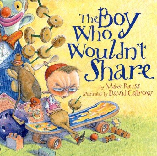 Download The Boy Who Wouldn't Share