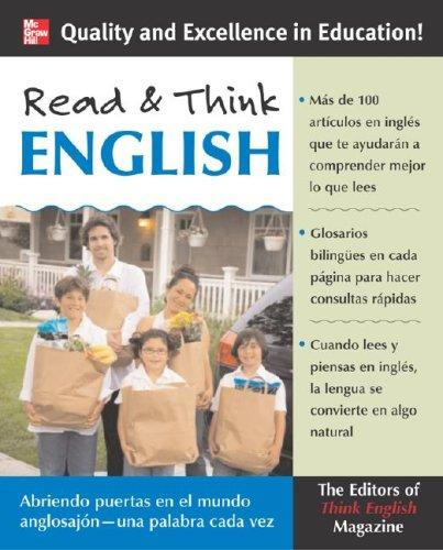Download Read & Think English (Book Only) (Think English)
