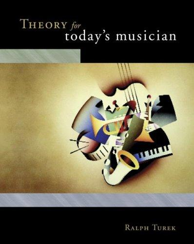 Download Theory for Today's Musician