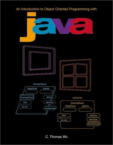 Download An Introduction to Object-Oriented Programming With Java