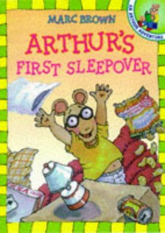 Arthur's First Sleepover (Red Fox Picture Books)