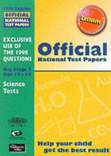Official National Test Papers