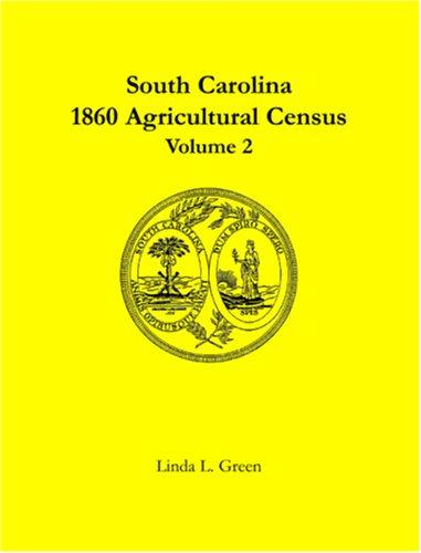 Download South Carolina 1860 Agricultural Census