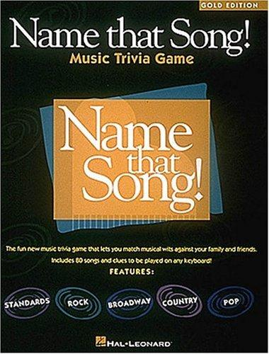 Name That Song: Music Trivia Game