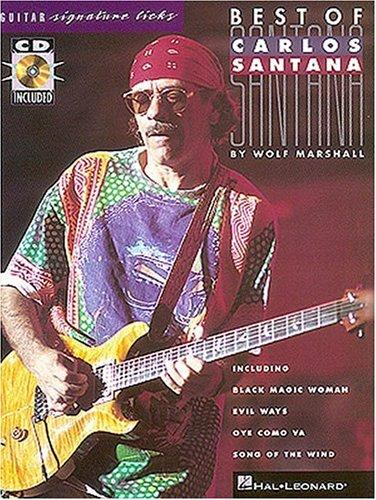 Image for Best of Carlos Santana* Signature Licks