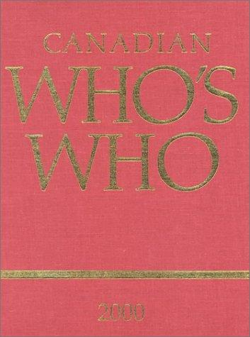 Download Canadian Who's Who