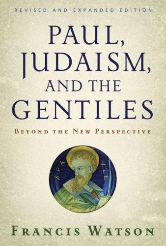 Download Paul, Judaism, and the Gentiles