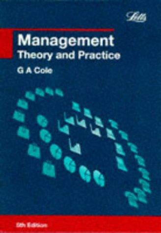 Management (Complete Course Texts)