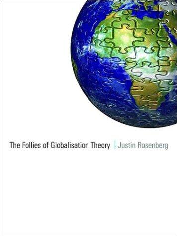 Download The Follies of Globalisation Theory