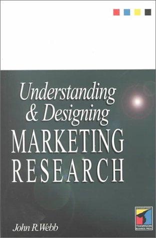Download Understanding & Designing Marketing Research