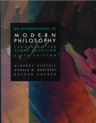 Download An introduction to modern philosophy