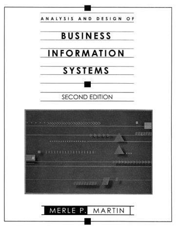 Download Analysis and design of business information systems