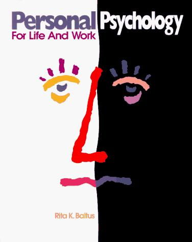 Download Personal psychology for life and work