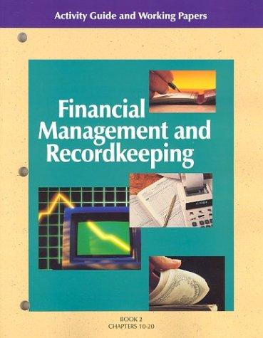 Download Financial Management and Recordkeeping