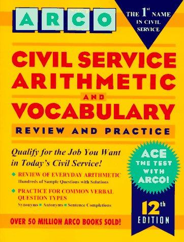 Download Civil Service arithmetic and vocabulary