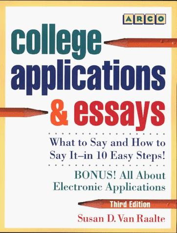 Download College applications and essays