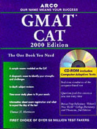 Download Arco Everything You Need to Score High on the Gmat Cat