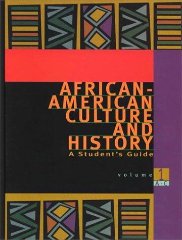 Afr Am Cult Hist 1 4v Set