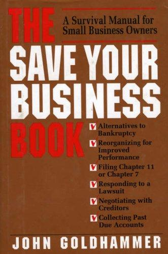Download The save your business book