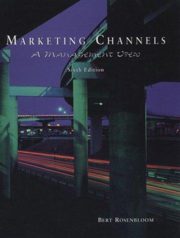 Download Marketing channels