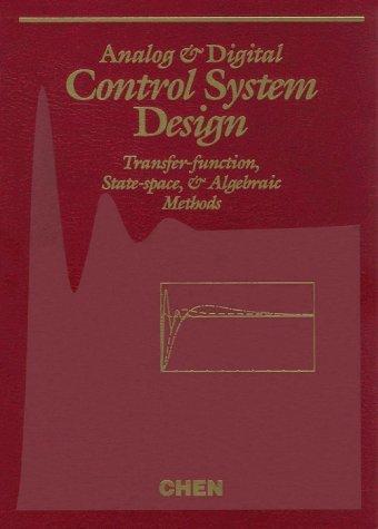 Download Analog and digital control system design