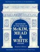 Download Monograph of the work of McKim, Mead & White, 1879-1915.