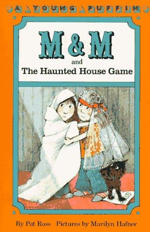 M and M and the haunted house game