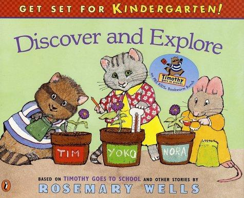 Discover and Explore: Get Set for Kindergarten #4
