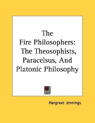 The Fire Philosophers (Open Library)