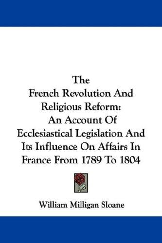 Download The French Revolution And Religious Reform