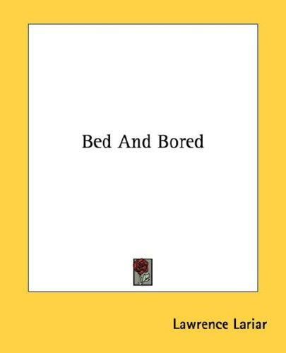 Download Bed And Bored